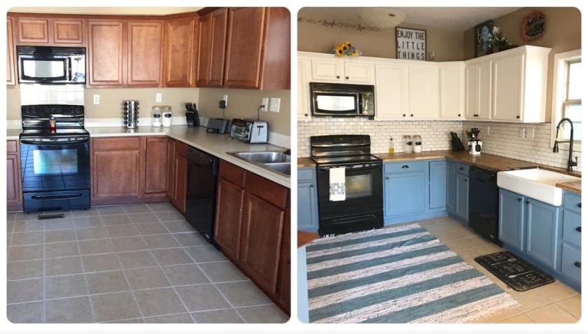 Kitchen Renovation Tarrayvette