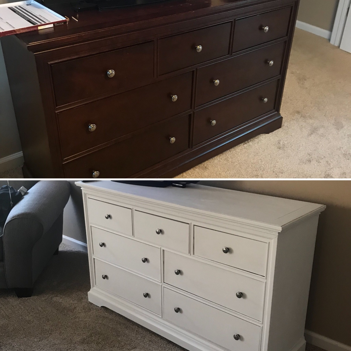 Furniture Rehab!