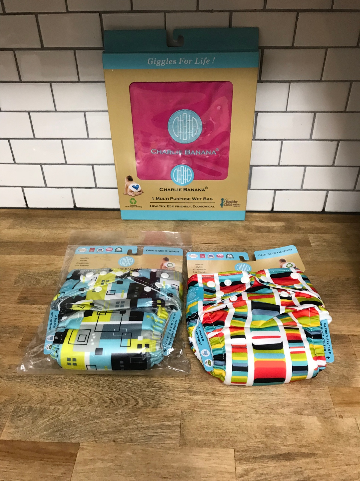 Charlie banana one size diaperreview